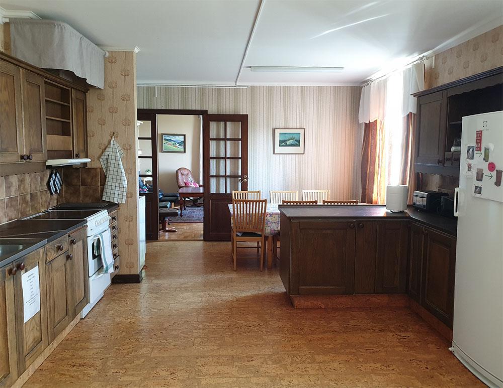 Villa Backberg kök